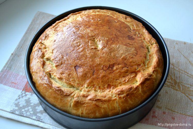 Пироги со щавелем рецепт пошагово в духовке