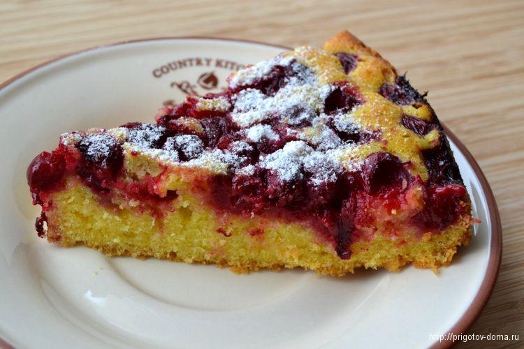 венский пирог с желе рецепт как в магазине