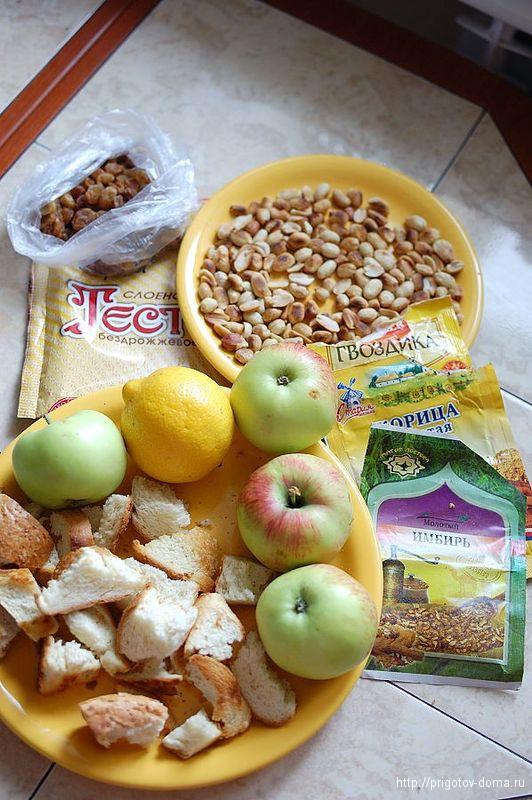 печем яблочный штрудель