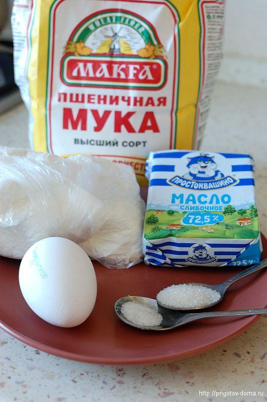 готовим рецепт ленивые вареники
