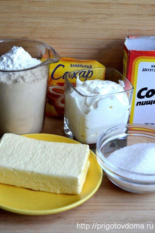 печем сахарное печенье