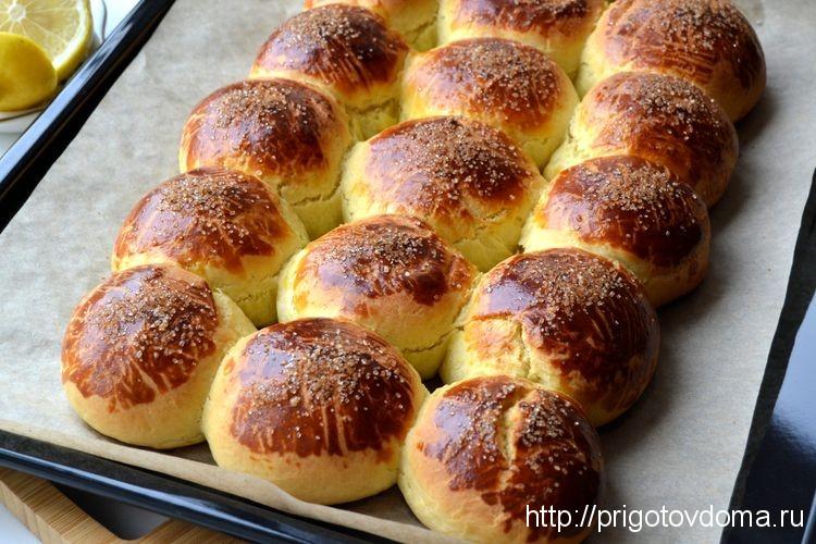 ванильные булочки