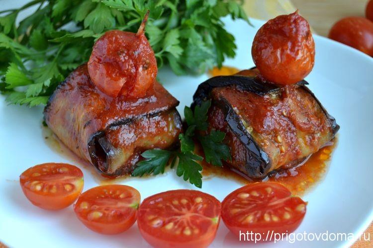 Кюрдан-кебаб готовое блюдо