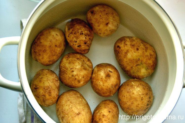отварим картофель