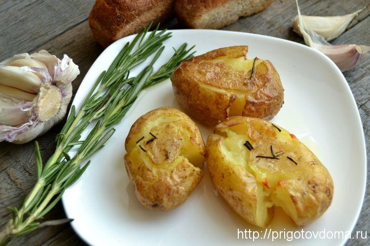 Картофель по португальски