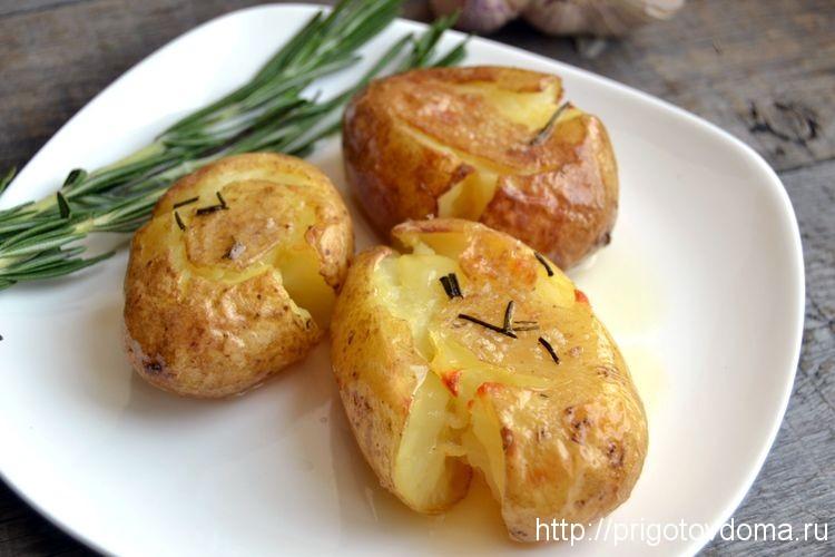 картофель запеченный по португальски