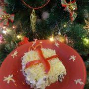 Салат «Барский» для праздничного новогоднего стола 2018