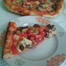 пицца американо